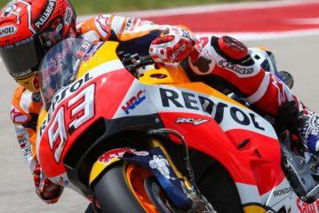 MotoGP: Márquez marca territorio en la FP2