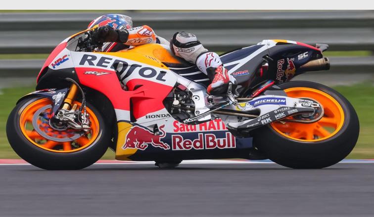 MotoGP: Márquez completa su póker de Poles en Termas