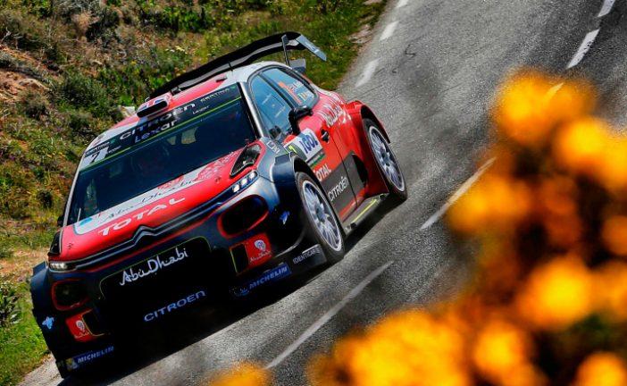 WRC: El viernes fué para Meeke