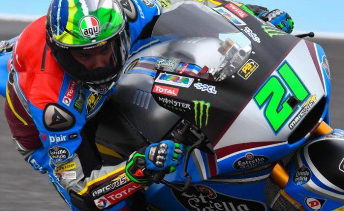 MotoGP: En Moto2 – Morbidelli, tras caída de Márquez, gana en Termas