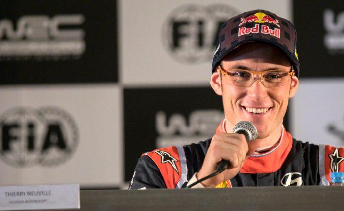 WRC: Neuville gana el Rally de Argentina