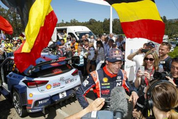 WRC: Neuville logra la victoria en Córcega