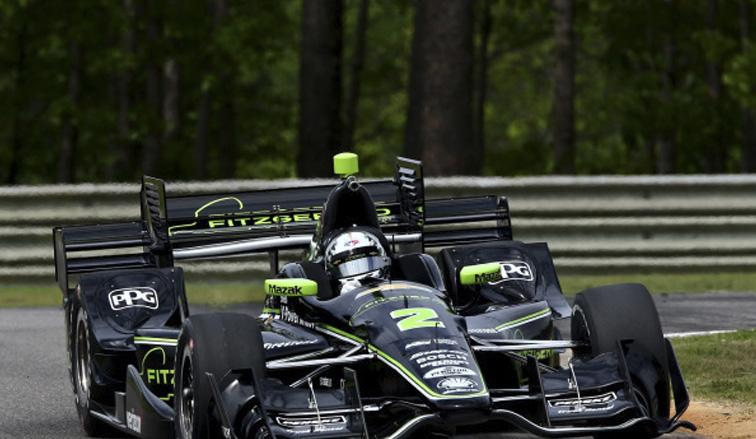Indy Car: Primera victoria de Newgarden con el equipo Penske
