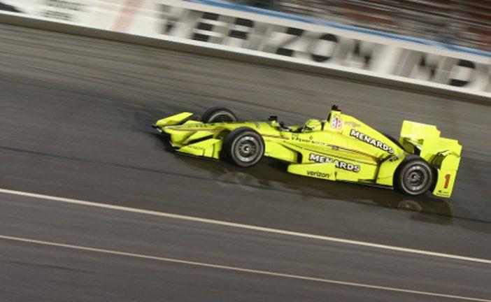Indy Car: Simon Pagenaud gana por primera vez en un óvalo