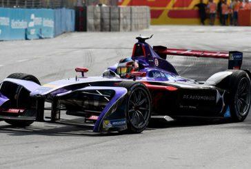 """Fórmula E: """"Pechito"""" López larga tercero en México"""