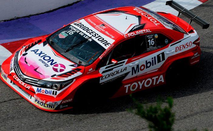STC2000: Ponce de León el más rápido en la carrera clasificatoria