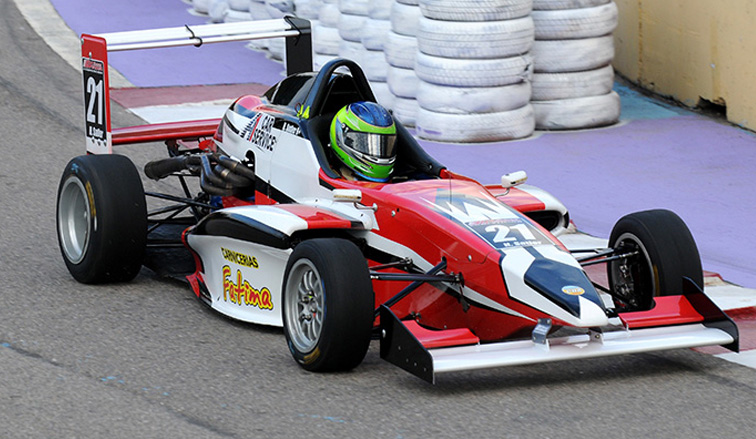 FRA 2.0: La pole position es para Satler