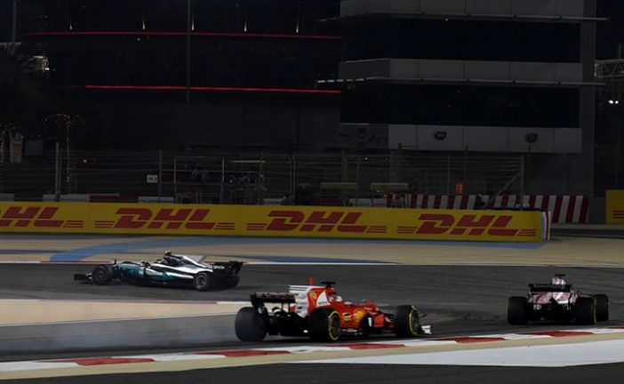 Fórmula 1: Vettel vuelve a dominar en los Libres 2