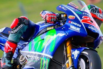 MotoGP: Viñales comenzó bien arriba en Austin