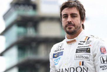 Indy Car: Alonso prueba en Indianapolis, seguilo en vivo