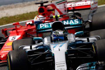 Fórmula 1: Bottas reconoce que su trabajo fue retrasar a Vettel