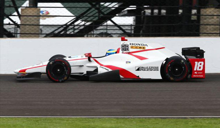 Indy Car: Bourdais se adueñó del Fast Friday