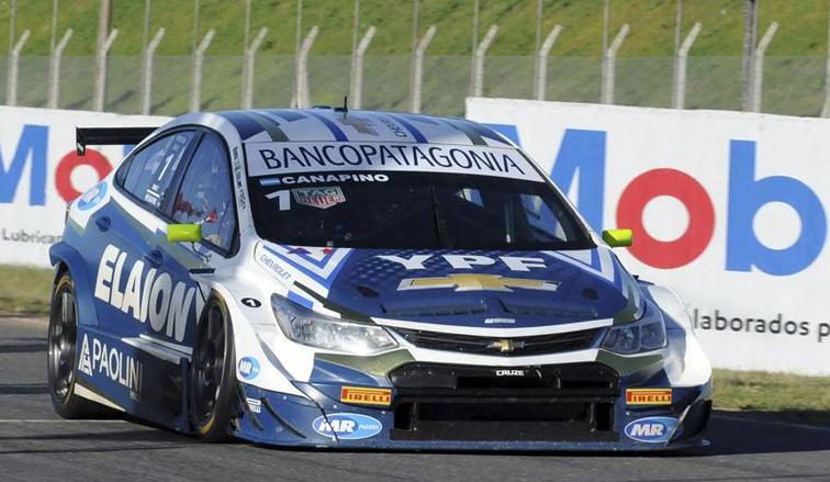 STC2000: Canapino ganó la pole y ahora va por la carrera final