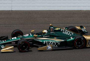Indy Car: Carpenter sorprende en la clasificación