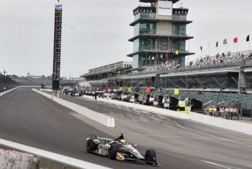 Indy Car: Ed Carpenter lidera el día 3