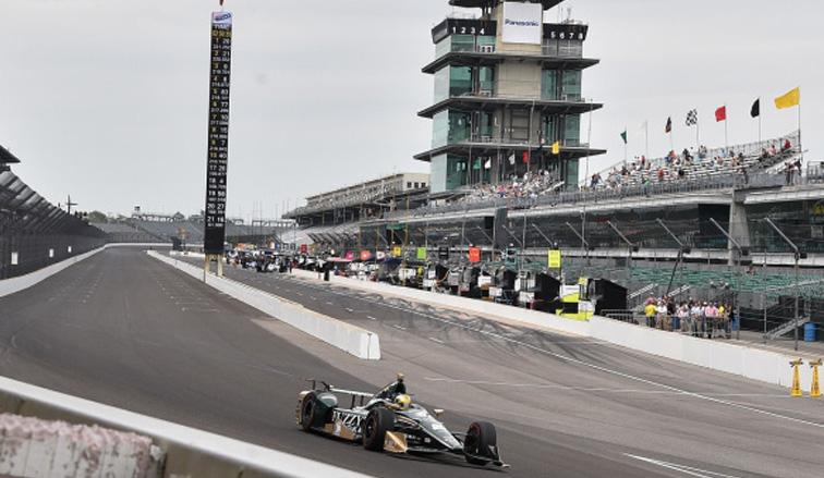 Indy Car: Ed Carpenter lidera el día 3