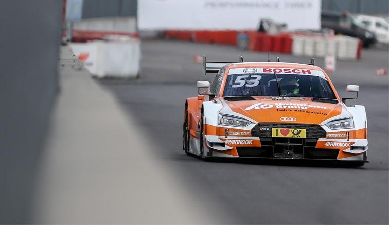 DTM: Green y Auer los ganadores en Lausitzring