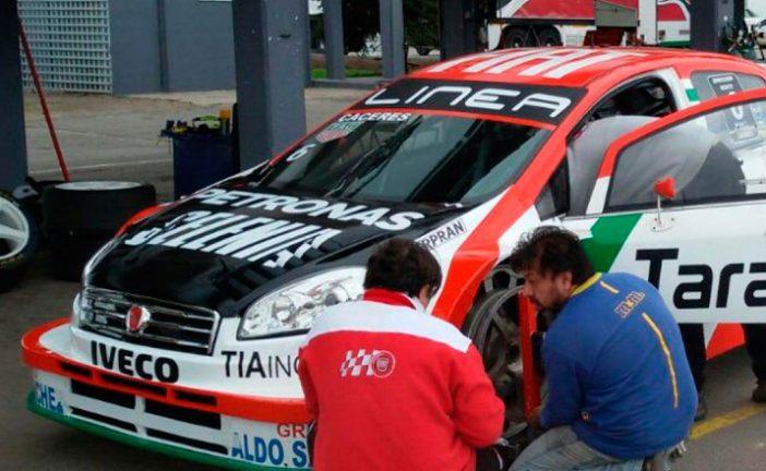 STC2000: Fiat probó en el Cabalén