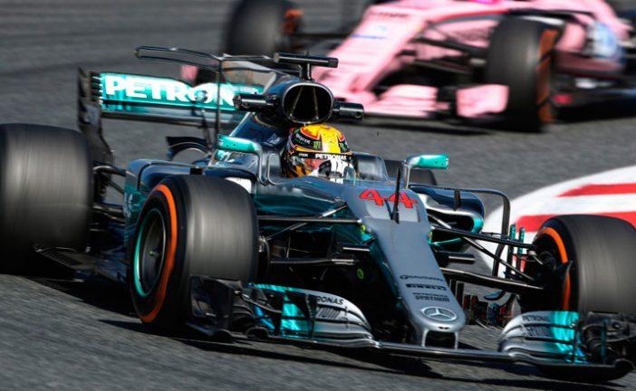 Fórmula 1: Hamilton dominó los Libres 2; Alonso último