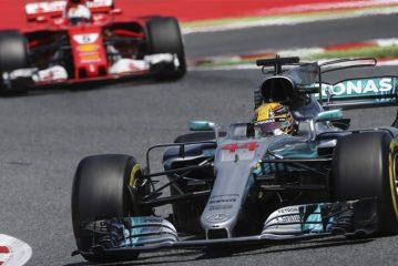 Fórmula 1: Triunfo de Hamilton en España