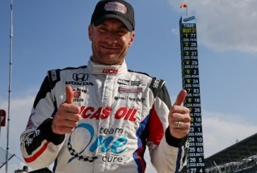 Indy Car: Howard lidera los tiempos en la global