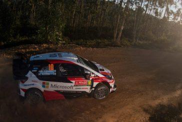 WRC: Latvala es líder en Portugal