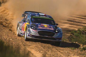 WRC: Ogier lidera el Rally de Portugal