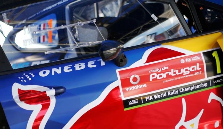 WRC: Ogier gana el Rally de Portugal