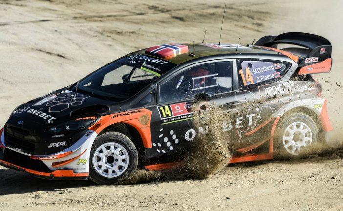 WRC: Ostberg y Neuville cabeza a cabeza