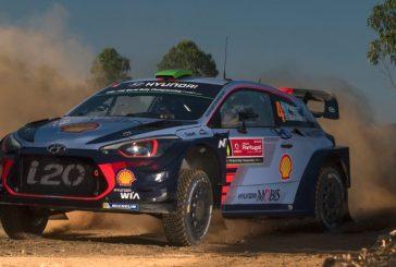 WRC: Paddon se adueña del liderazgo