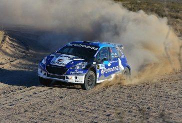 Rally Argentino: Padilla se quedó con el rally en Neuquén