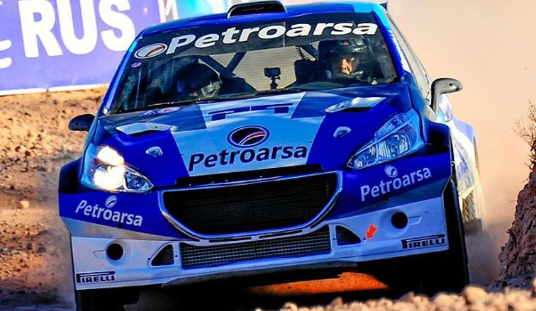 Rally Argentino: Padilla se quedó con el  liderazgo