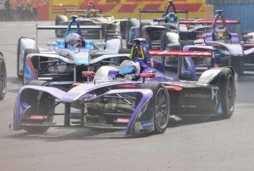 """Fórmula E: """"Pechito"""" logró el 2º puesto en París"""
