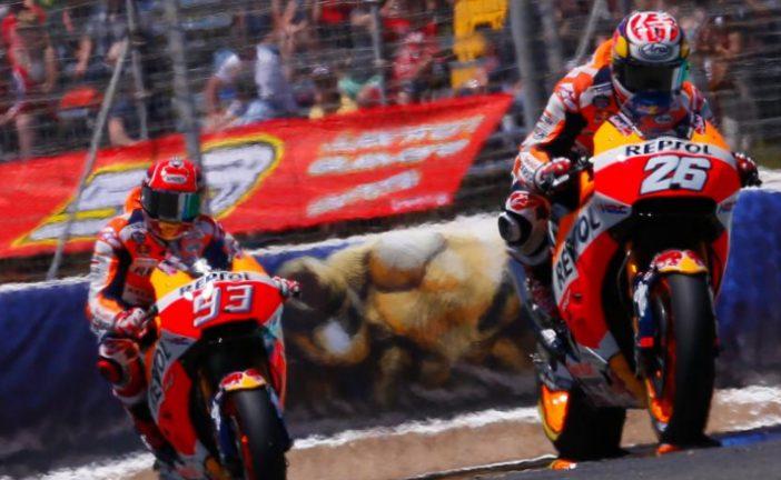 MotoGP: Pedrosa sigue con su progresión y se lleva la Pole