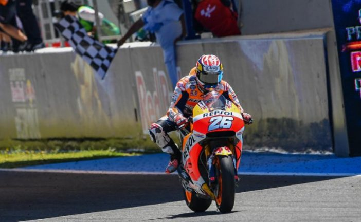MotoGP: Pedrosa demostró que está de vuelta