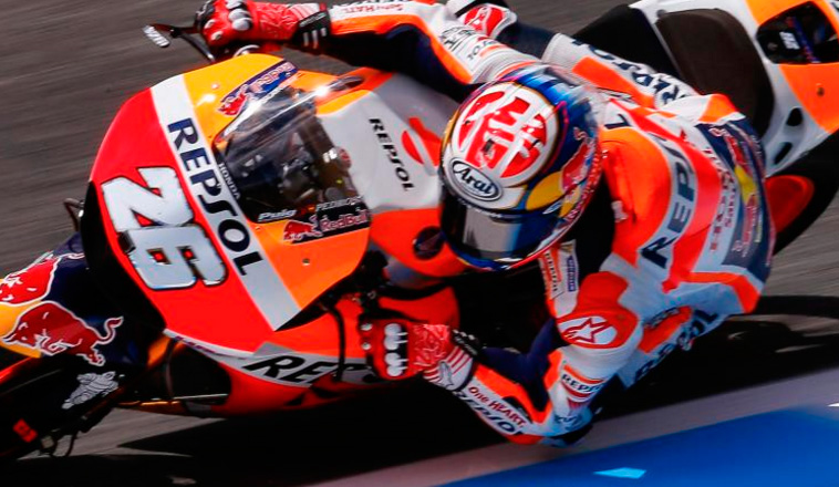MotoGP: Pedrosa cerró un viernes perfecto