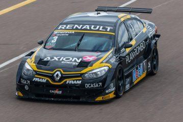 STC2000: Renault manda en Rosario