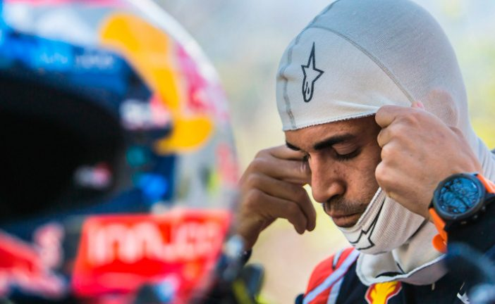 WRC: Dani Sordo gana el Shakedown de Portugal