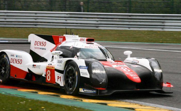 WEC: Toyota logra doblete en Spa