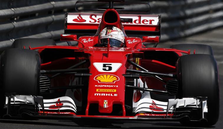 Fórmula 1: Vettel suma su tercera victoria del año