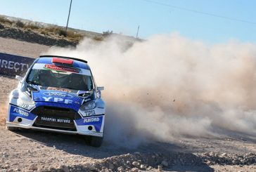 """Rally Argentino: El """"Coyote"""" Villagra consiguió el mejor registro del Shakedown"""
