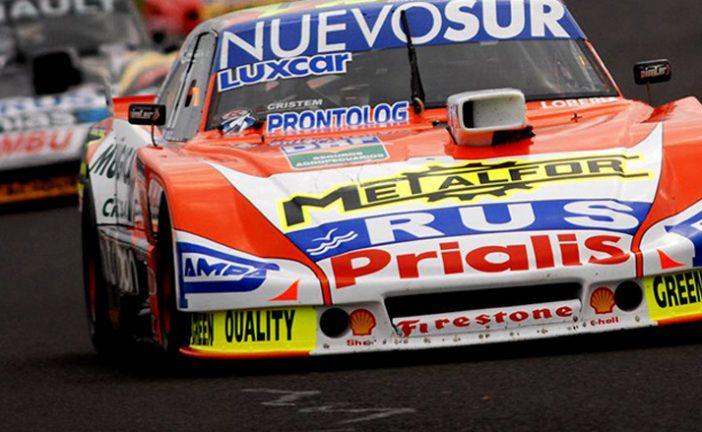 TC: Castellano ganó en Paraná