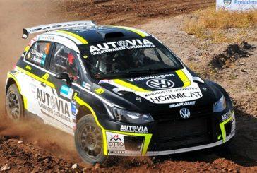 Rally Argentino: D´Agostini en la última etapa; Ligato en el día