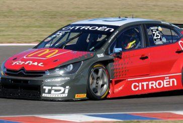 STC2000: Guerrieri y Citroën, los estrategas en Termas