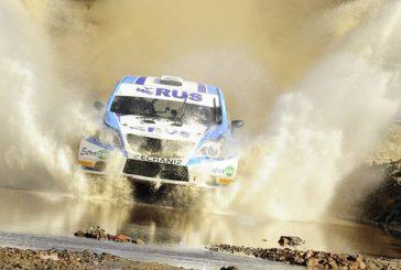 """Rally Argentino: Ligato, el dueño del """"Poncho"""""""