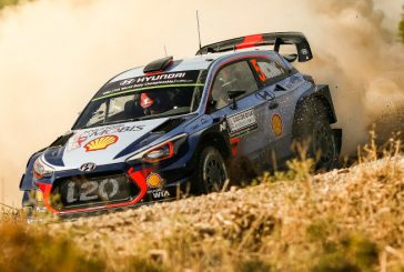WRC: Thierry Neuville es líder en Cerdeña