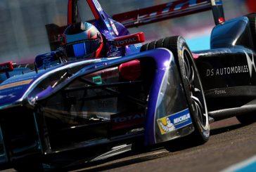 """Fórmula E: """"Pechito"""" tuvo un gran desempeño y larga desde los primeros puestos"""