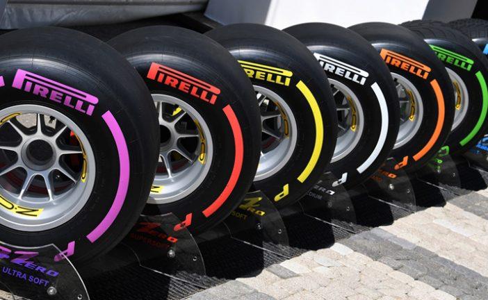 Fórmula 1: Los equipos ya eligieron los neumáticos para Bakú