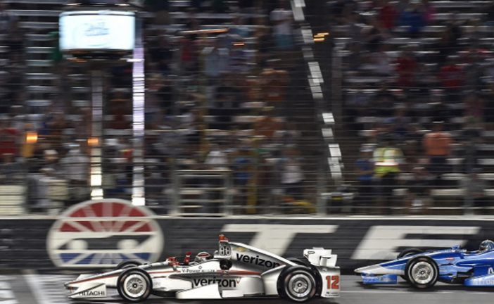 Indy Car: Power gana en el caos de Texas