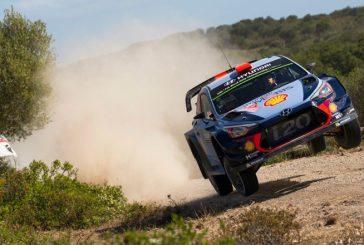 WRC: Sordo gana el Shakedown de Italia